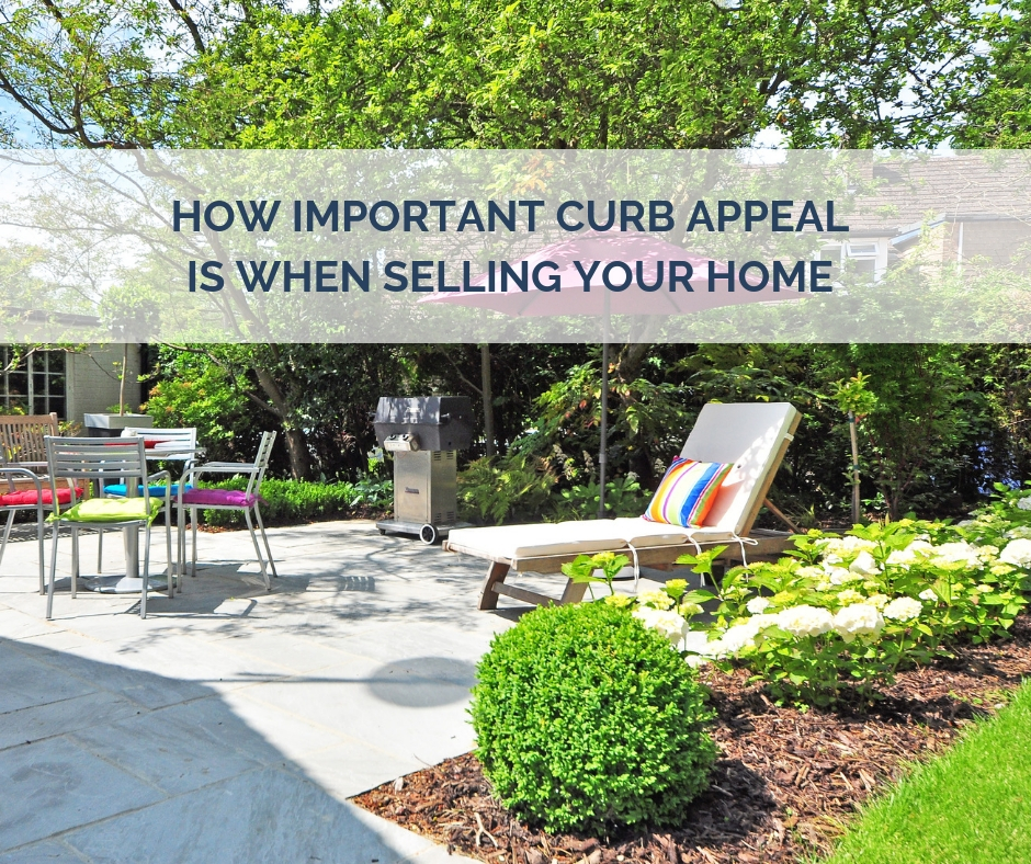 how curb appeal affects selling your home