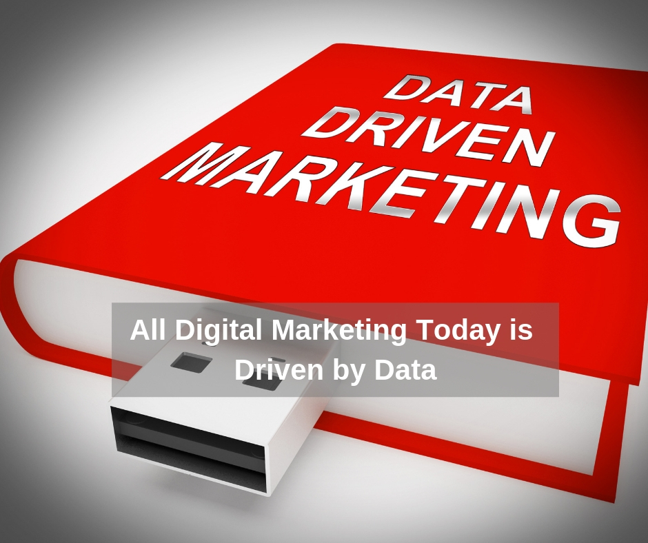 All Digital Marketing Today is Driven by Data
