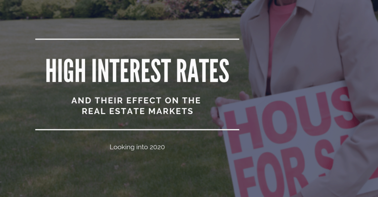High Interest Rates Affect the Real Estate Market in Very Specific Ways