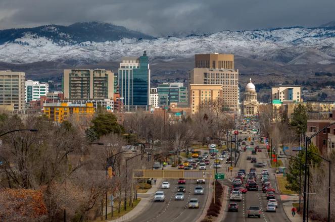 Boise ID Real Estate Data